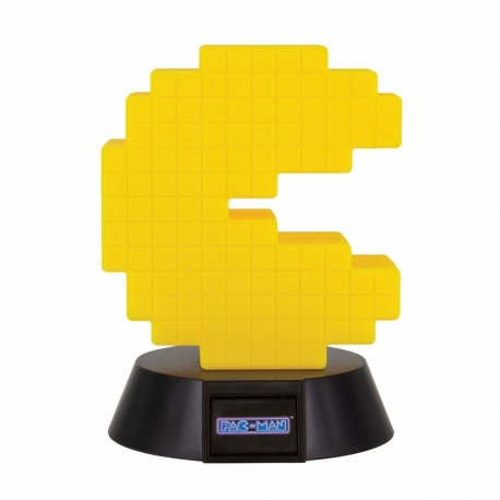 Pac Man Icon Light Video Games, Pac-Man