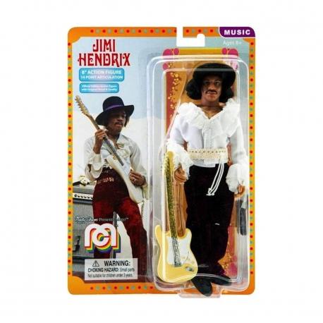 Jimi Hendrix Miami Pop Action Figure Mego, Music