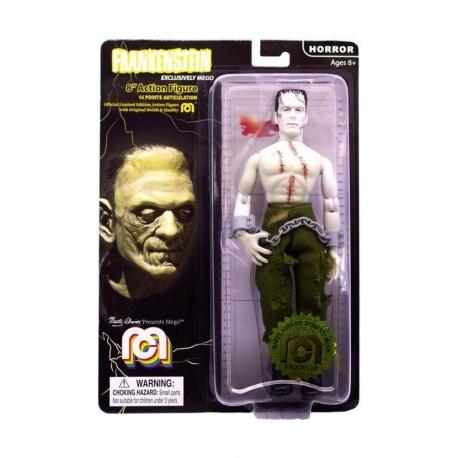 Frankenstein Bare Chest Mego Action figure, Frankenstein