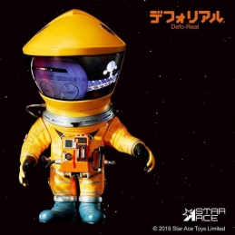 2001: A Space Odyssey Figure Yellow Artist Defo-Real Series