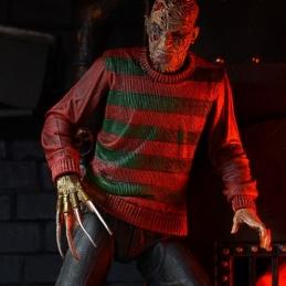 Freddy Krueger Nightmare on Elm Street action figure 30th Anniversary Ultimate Neca