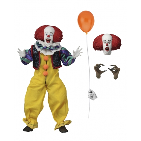 IT PENNYWISE MOVIE 1990 NECA, It