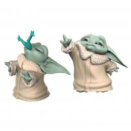 PACK THE CHILD BABY YODA Star Wars Mandalorian Bounty Collection HASBRO