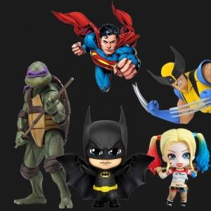Superheros Comics