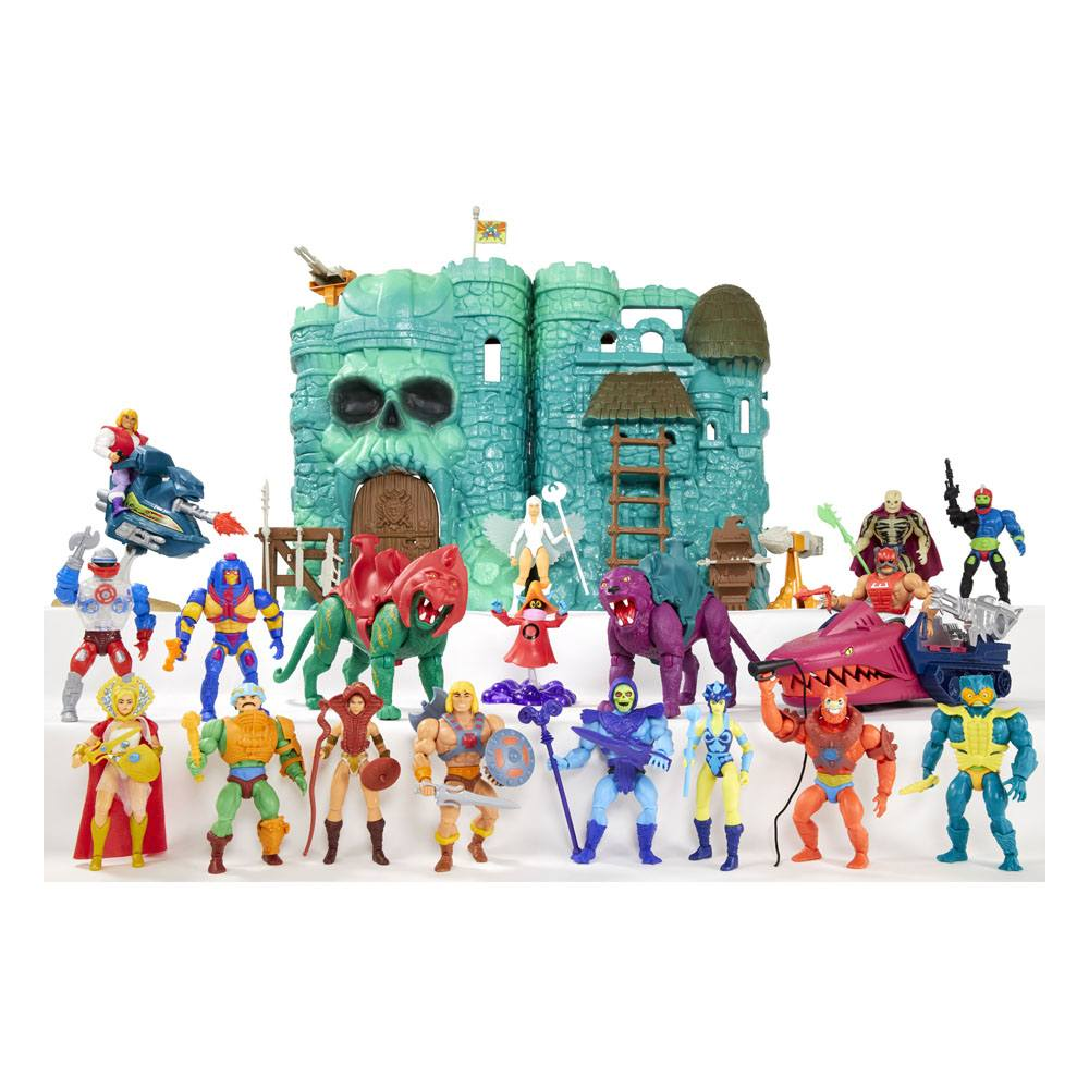 MASTERS  CASTLE GRAYSKULL Masters of The Universe HE-MAN Motu 2021 PRE-ORDER!!!