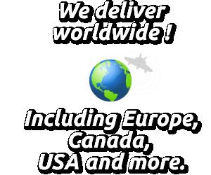 shipping worldwide
