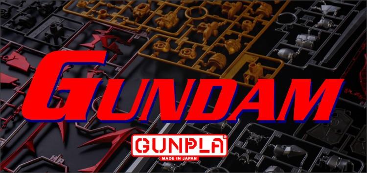 Collection Gundam/Gunpla