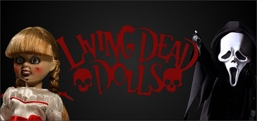 Collection Living Dead Dolls